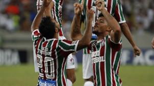Sornoza Douglas Fluminense Sao Paulo Brasileirao Serie A 18102017