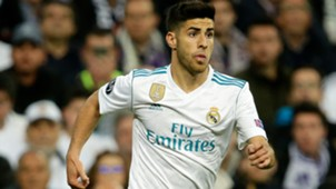 Marco Asensio Real Madrid Bayern Munich UCL 01052018