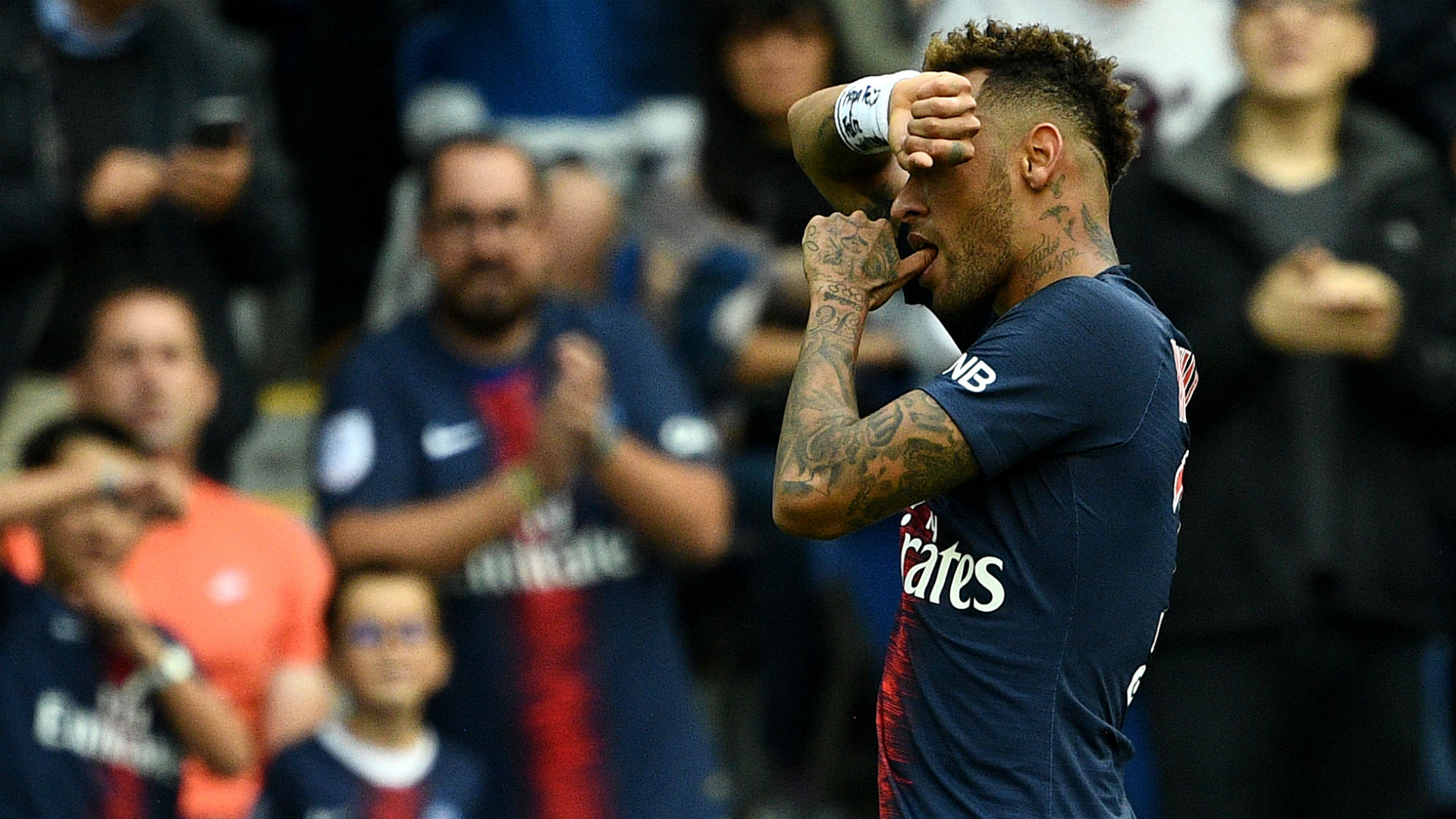 Ligue 1 Report: Paris Saint-Germain v Angers 25 August 2018