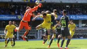 Samir Handanovic Chievo Inter