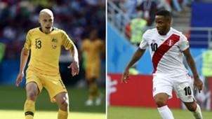 Aaron Mooy/ Farfar 2018 World Cup