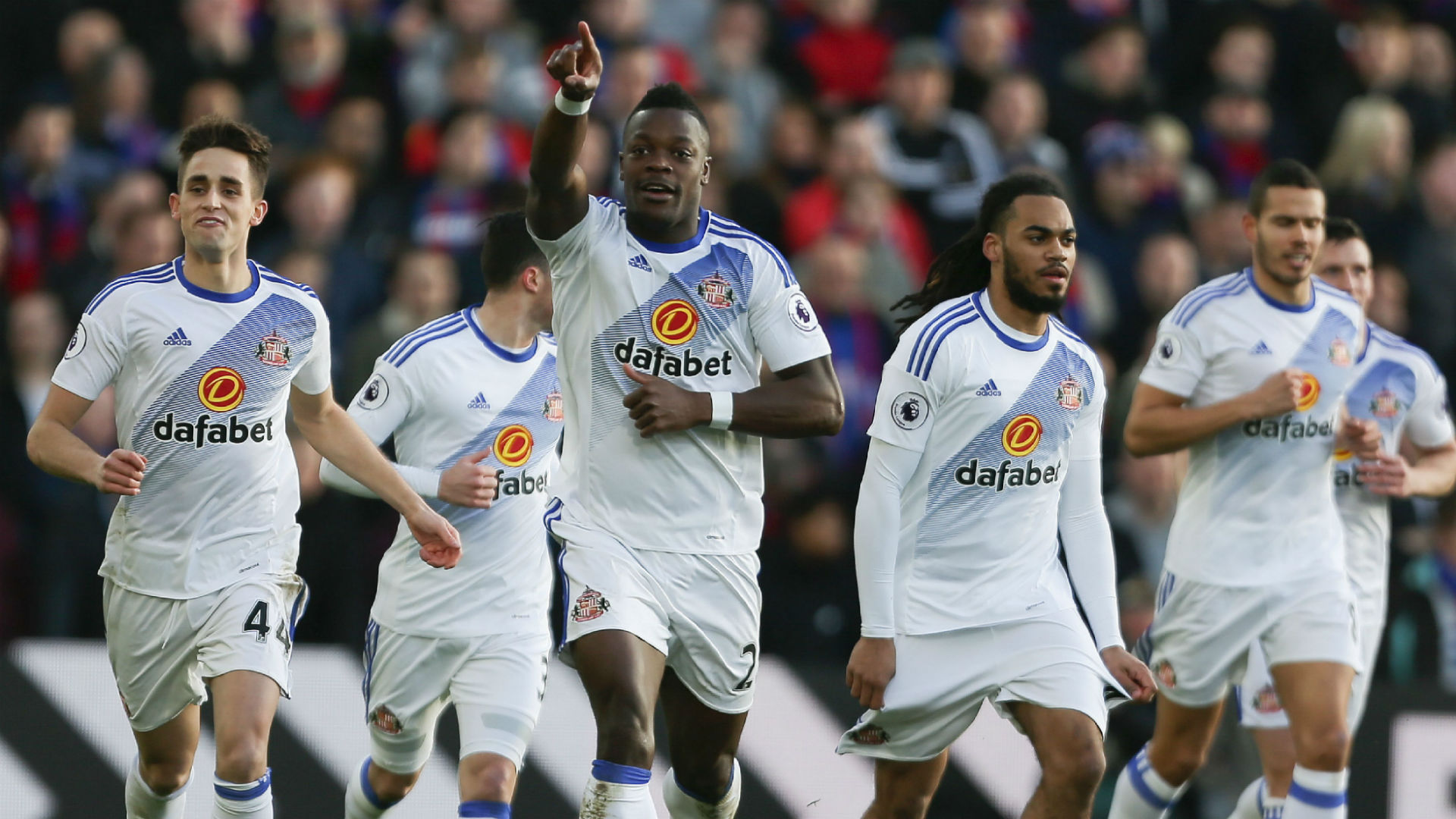 Sunderland Crystal Palace Lamine Kone