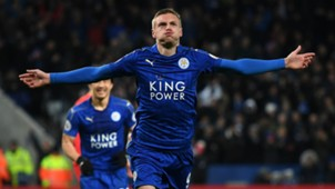 HD Jamie Vardy Leicester City