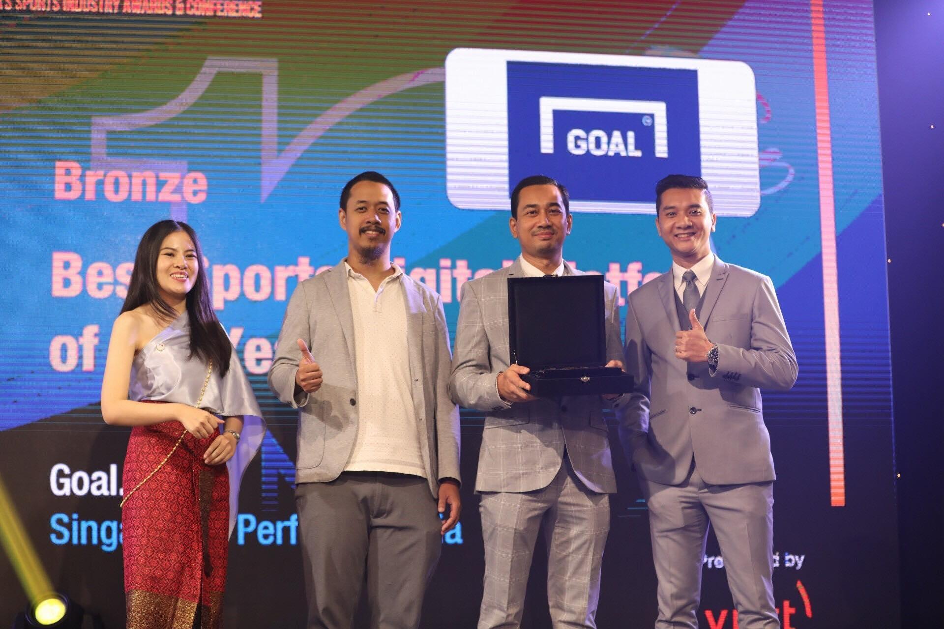Goal - SPIA 2018