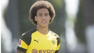 Axel Witsel Borussia Dortmund August 2018