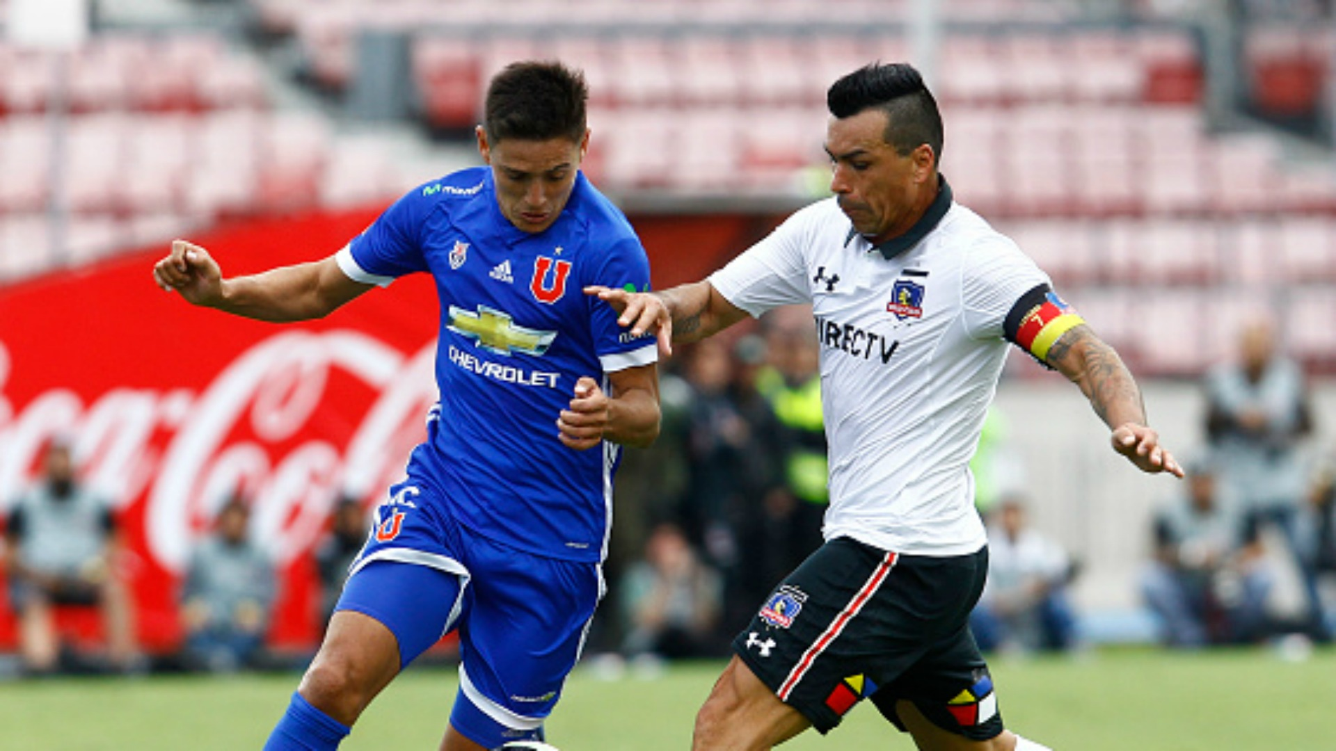 Universidad de Chile - Colo Colo
