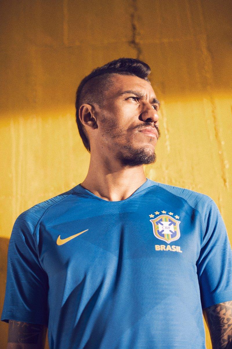 brazil kit world cup 2018