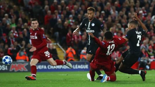 Liverpool PSG Champions League 2018-19
