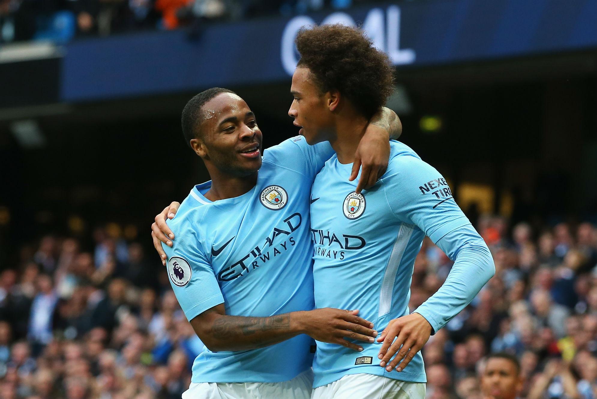 Premier League news Harry Kane names Man City star Leroy Sane