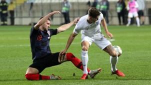 croatia england - ante rebic - nations league - 12102018