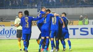 Selebrasi Persib Bandung
