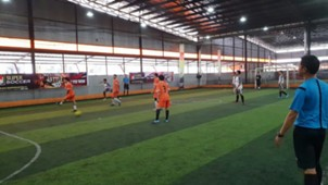 Futsal Super Soccer Battle
