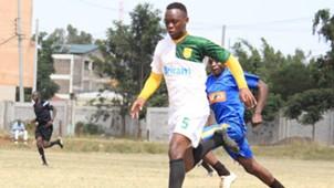 Mike Simiyu of Mathare United.