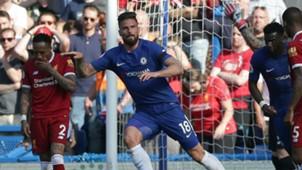 Olivier Giroud Chelsea Liverpool 060518