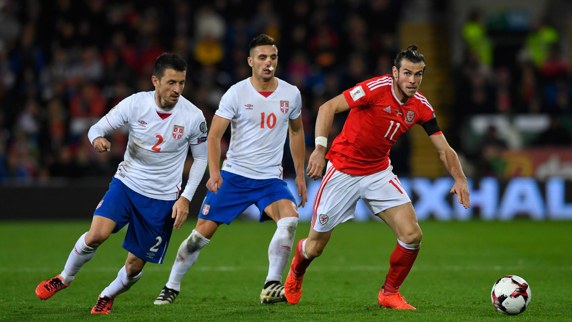 Gareth Bale Wales 12112016