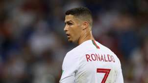 Cristiano Ronaldo Juni 2018