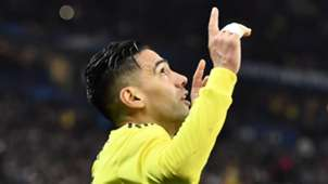 Radamel Falcao, Colombia