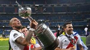 Jonatan Maidana Camilo Mayada River Copa Libertadores 09122018