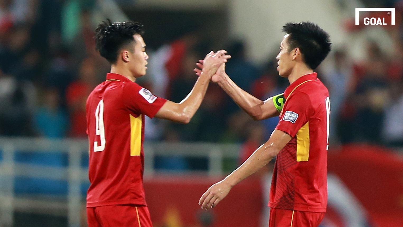 Việt Nam Afghanistan Vòng loại Asian Cup 2017