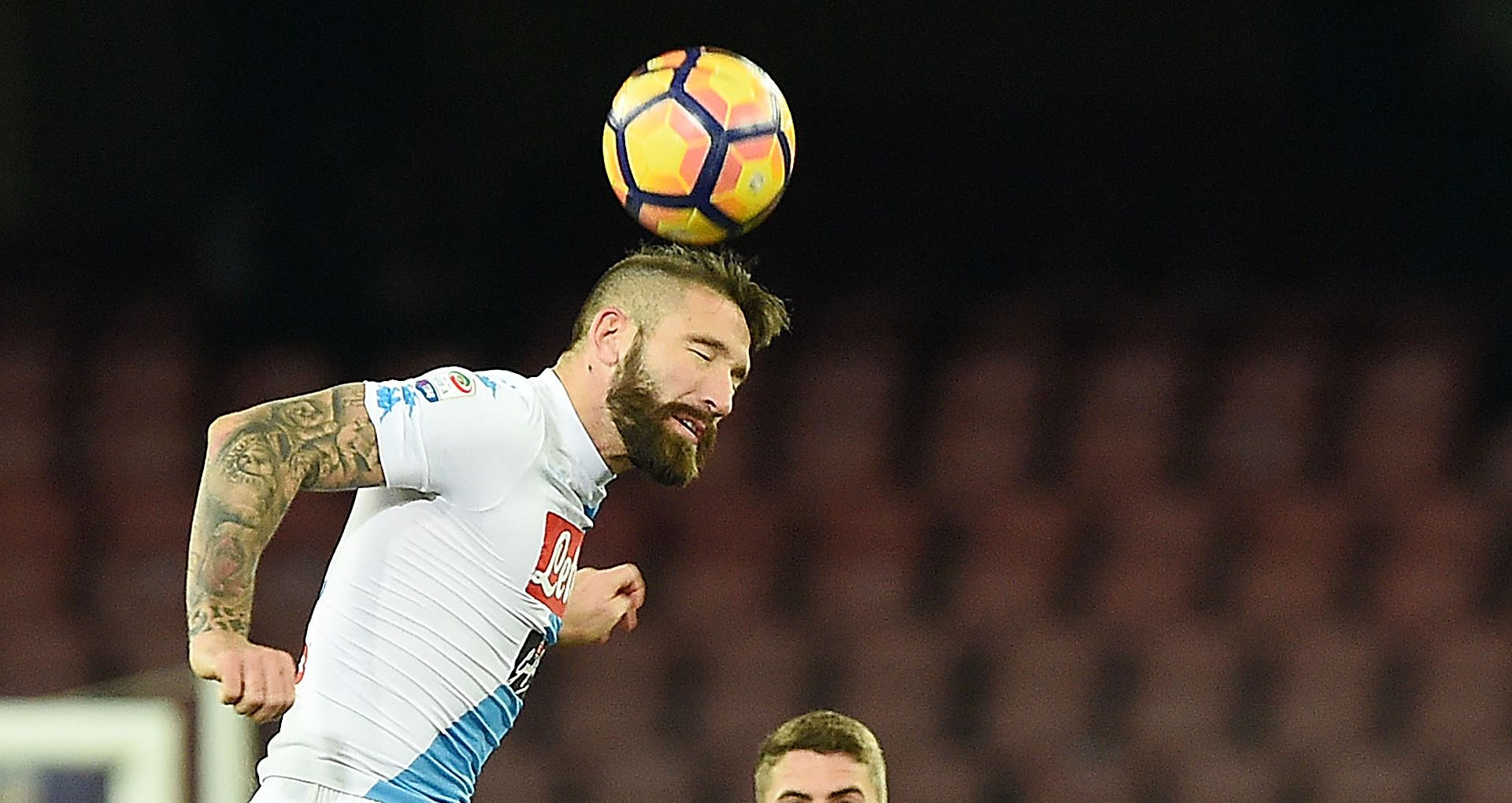 Lorenzo Tonelli Napoli Sampdoria Serie A
