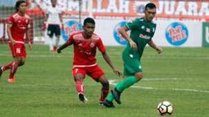 Persija Jakarta vs PSMS Medan Piala Presiden 2018
