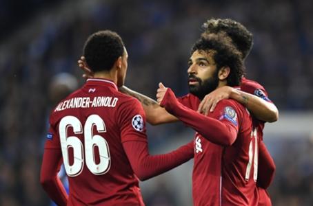 ปอร์โต้ v ลิเวอร์พูล แมตช์รีพอร์ต 17/4/19, UEFA Champions League   Goal.com