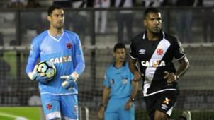 Martín Silva Breno Vasco Brasileirão 22 06 2017