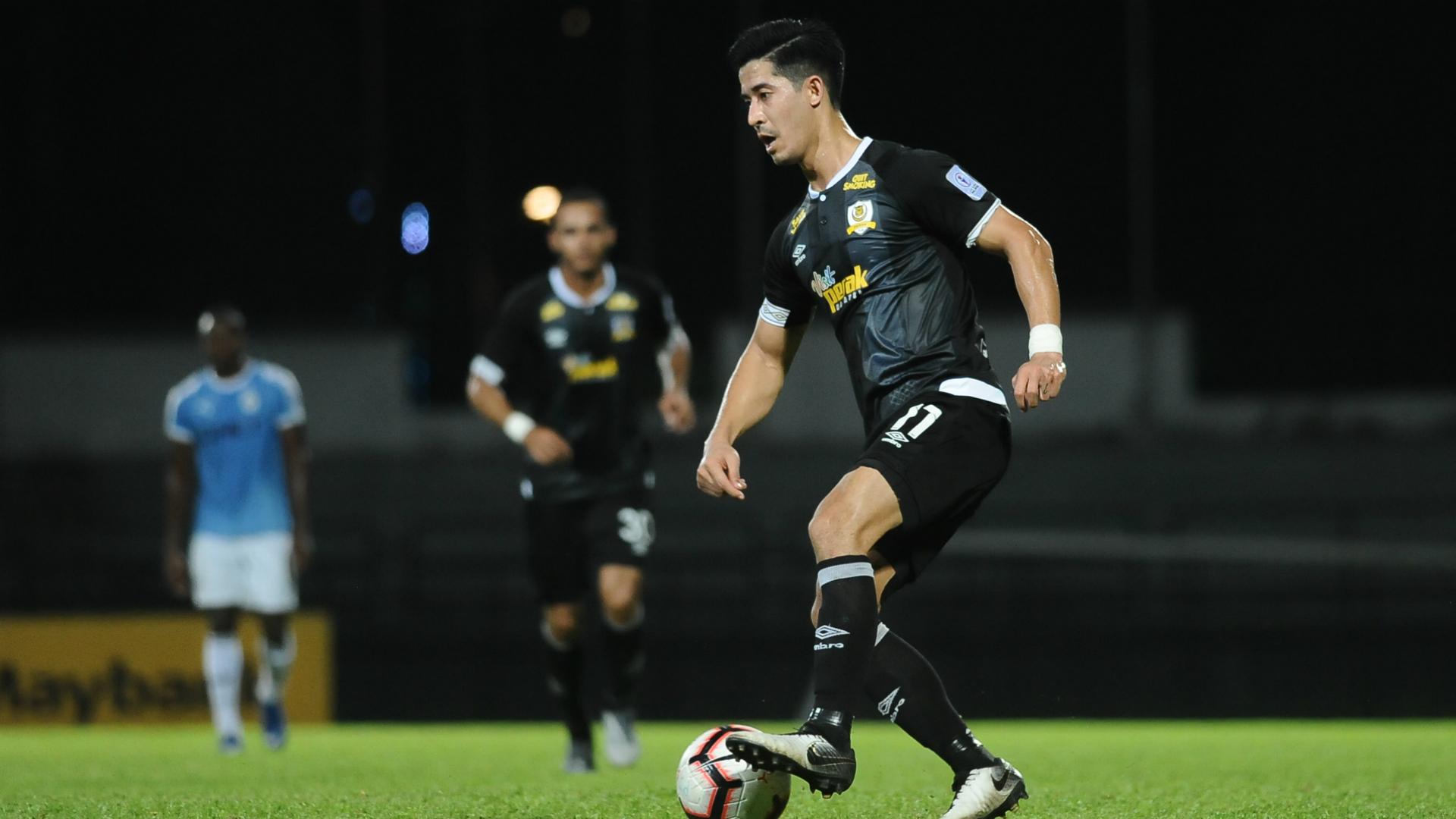 Brendan Gan, PJ City FC v Perak, Malaysia Super League, 14 Jun 2019