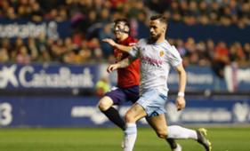 Zaragoza Osasuna Segunda División