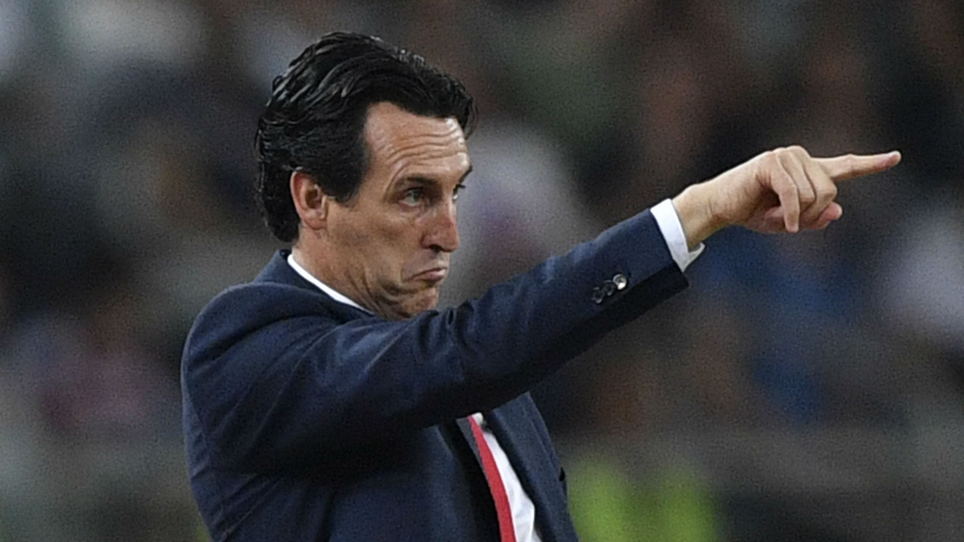 Unai Emery reveals why Arsenal ace missed Fulham clash on Sunday