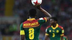 Benjamin Moukandjo of Cameroon
