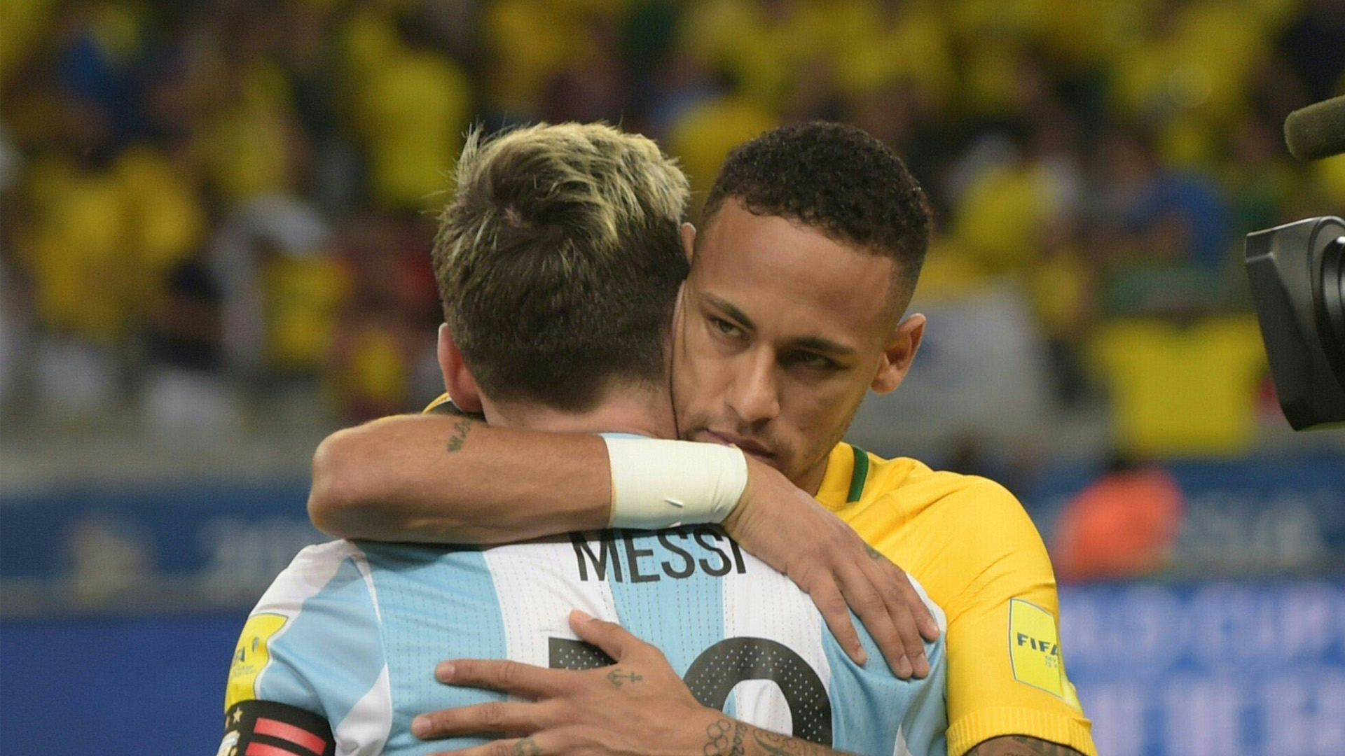Opponent team fan spat in Lionel Messi 12/21/2015 80