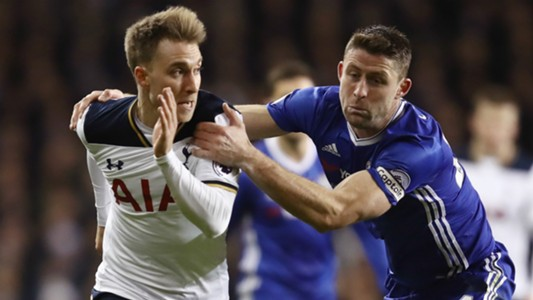 Christian Eriksen Tottenham Premier League
