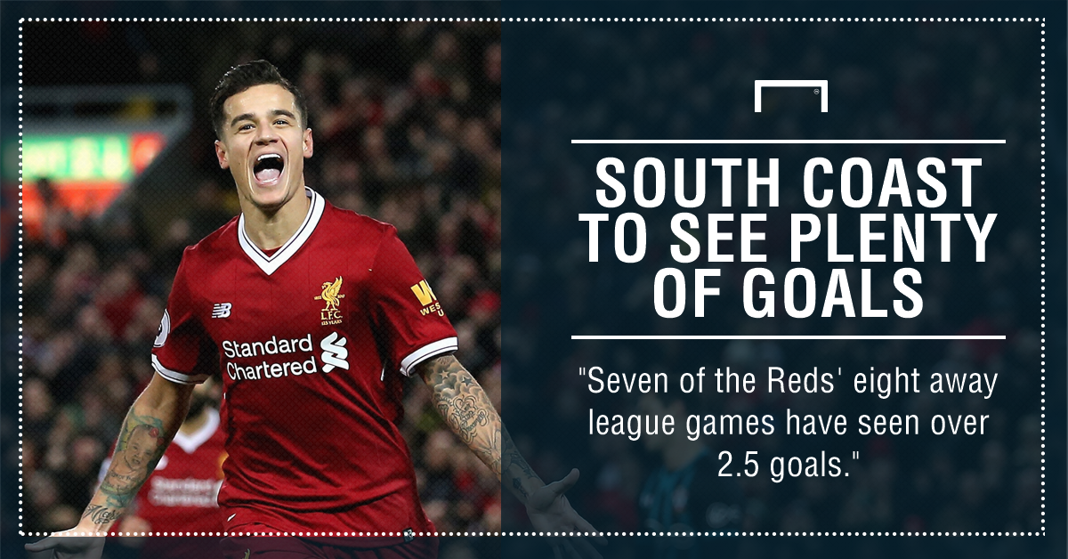 Bournemouth Liverpool graphic