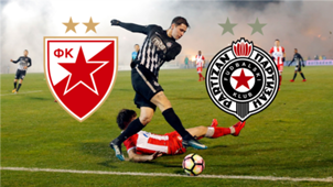 GFX Roter Stern vs Partizan