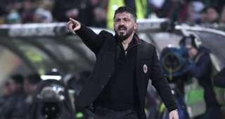 Gennaro Gattuso Ludogorets Milan Europa League