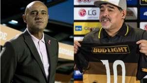 Chelís - Maradona