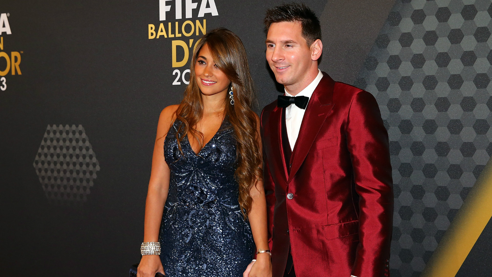 PICS Antonella Roccuzzo new photo