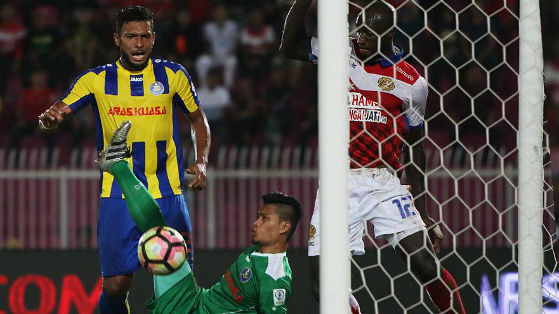 Matheus Alves, Pahang, Kelantan, Super League, 08/04/2017