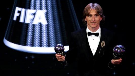 Luka Modric The Best 2018