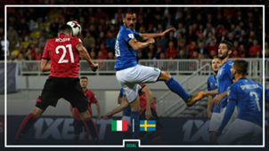 GFX AR Sweden Italy