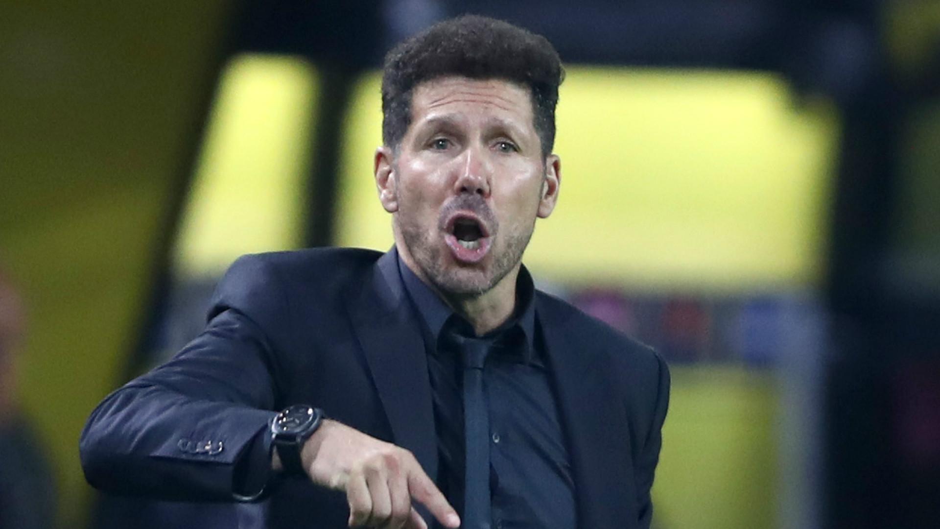 Diego Simeone Atletico Madrid 2018-19