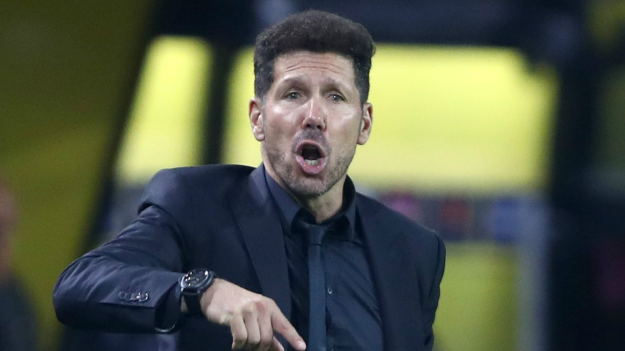Dortmund condemn Simeone to worst defeat as Atletico manager