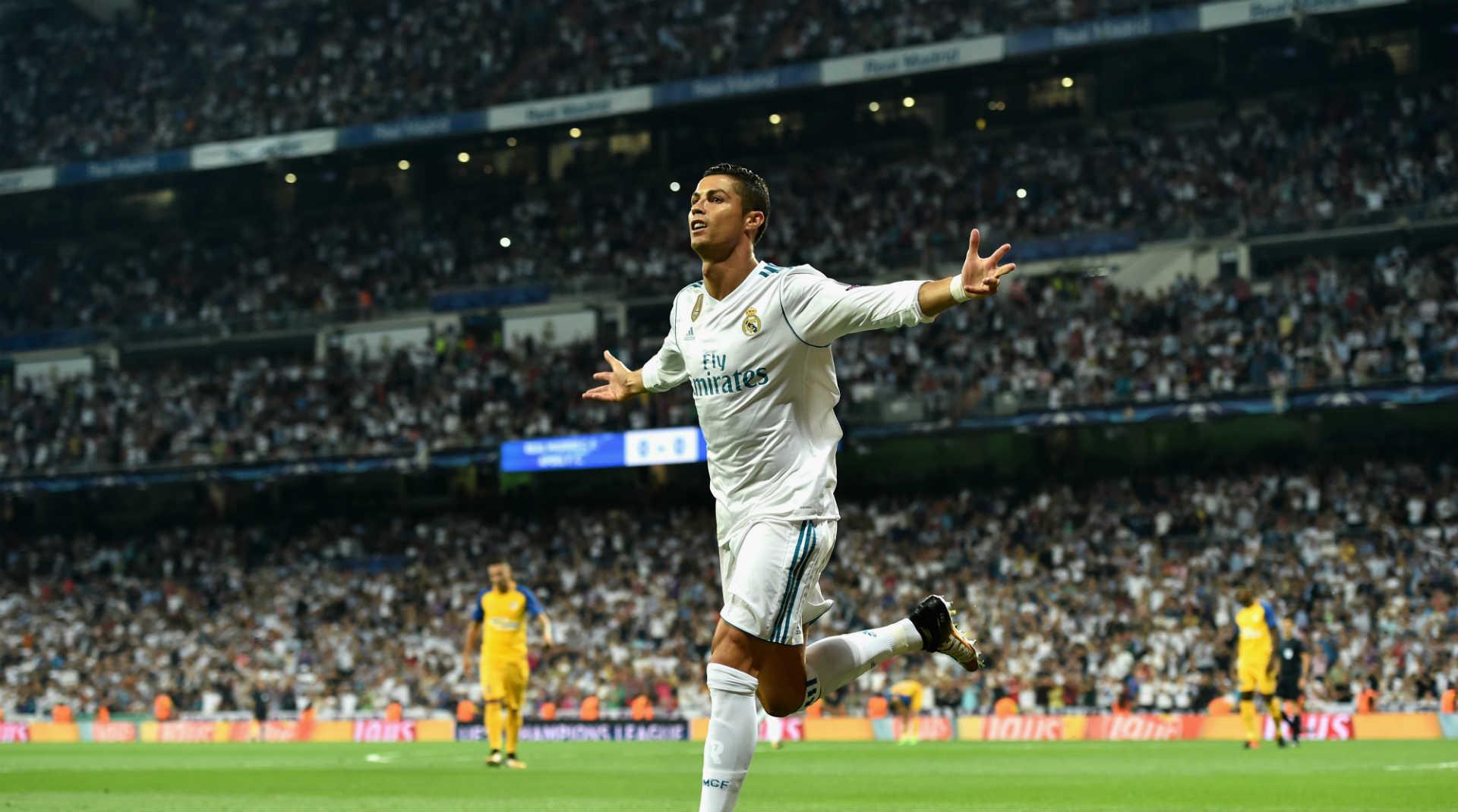 Final de época em 'grande' vale 'penta' a Cristiano Ronaldo — The Best