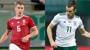 Willi Orban Gareth Bale