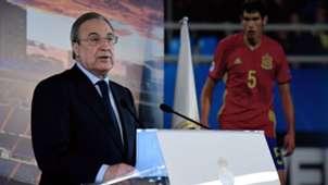 Real Madrid Florentino Perez
