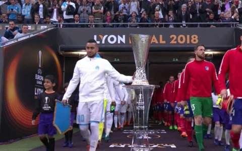 Payet tocó la Copa