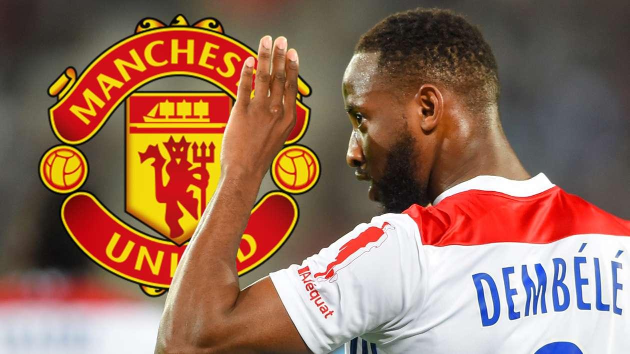 Man Utd make €40m offer for Lyon star Dembele