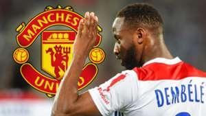 Moussa Dembele Lyon Man Utd