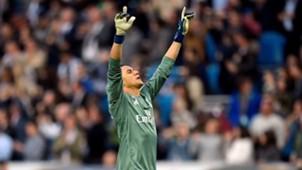 Keylor Navas Real Madrid Bayern Munich UCL 01052018
